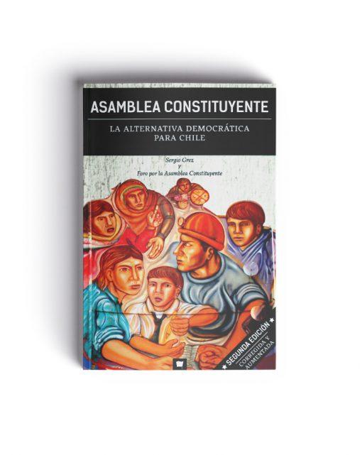 Libro Asamblea constituyente